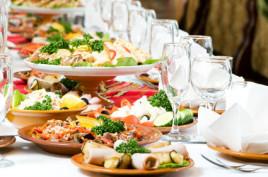 Rockenhäuser Event und Catering, Buffet, Flying Menu